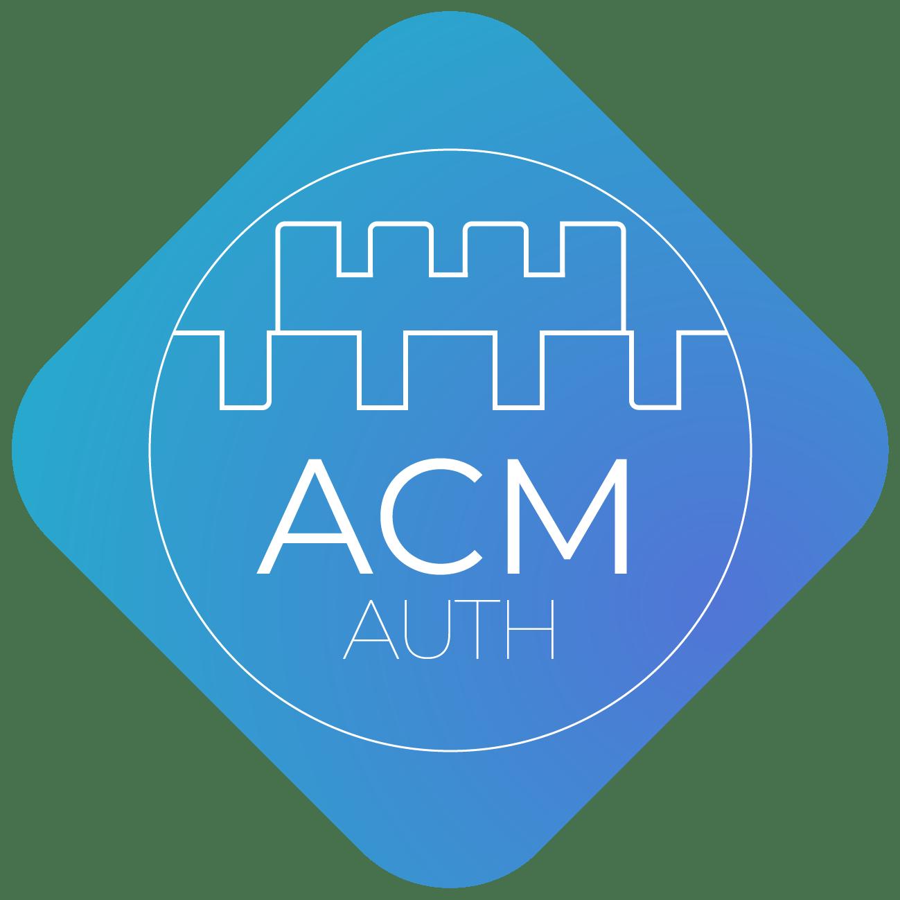 ACM Auth logo