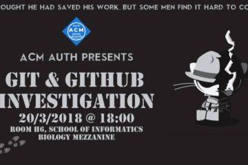 Git & Github Workshop Banner