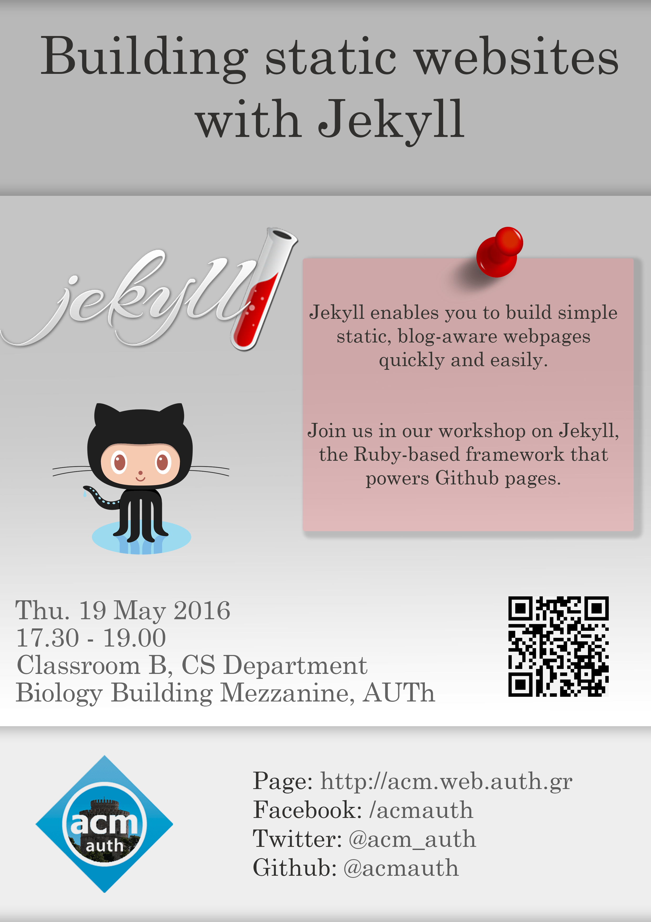 Building-static-websites-with-Jekyll-Poster