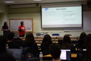 Ruby on Rails Event