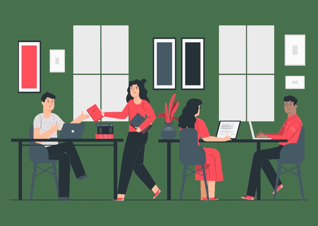 Office storyset
