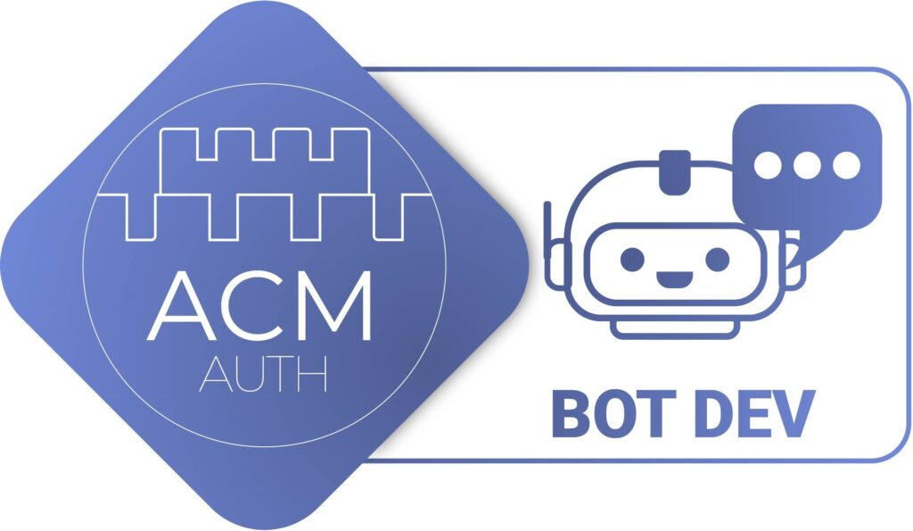 Bot Dev logo