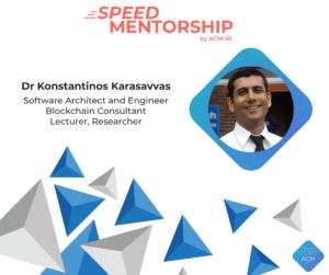 Speed Mentorship - Mentor