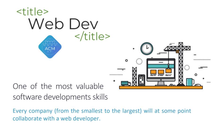 Web Dev Team - Info