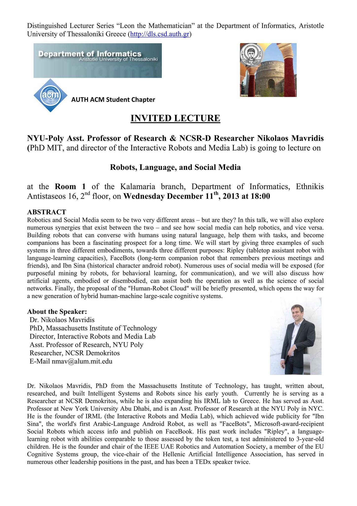 Invited-Lecture-Robots-Language-and-Social-Media-Poster