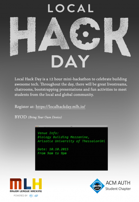 Local Hack Day Banner